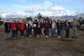 3e – Commémoration au Clos d'Espargon